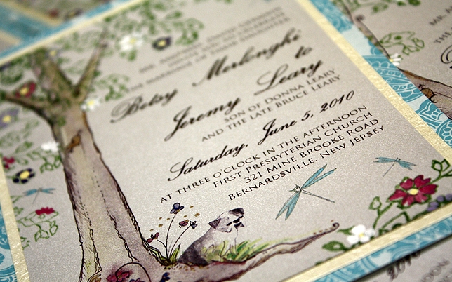 Dream Wedding Invitations Invitation Printing Services London