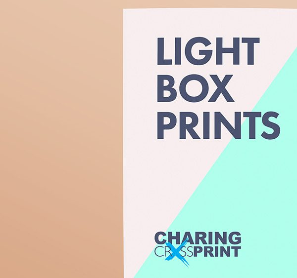 lightbox printing london