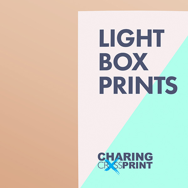 lightbox printing london
