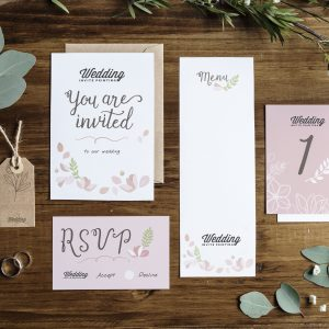 wedding invite printing