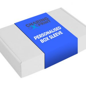 custom printed box sleeves